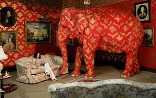 El elefante de Banksy